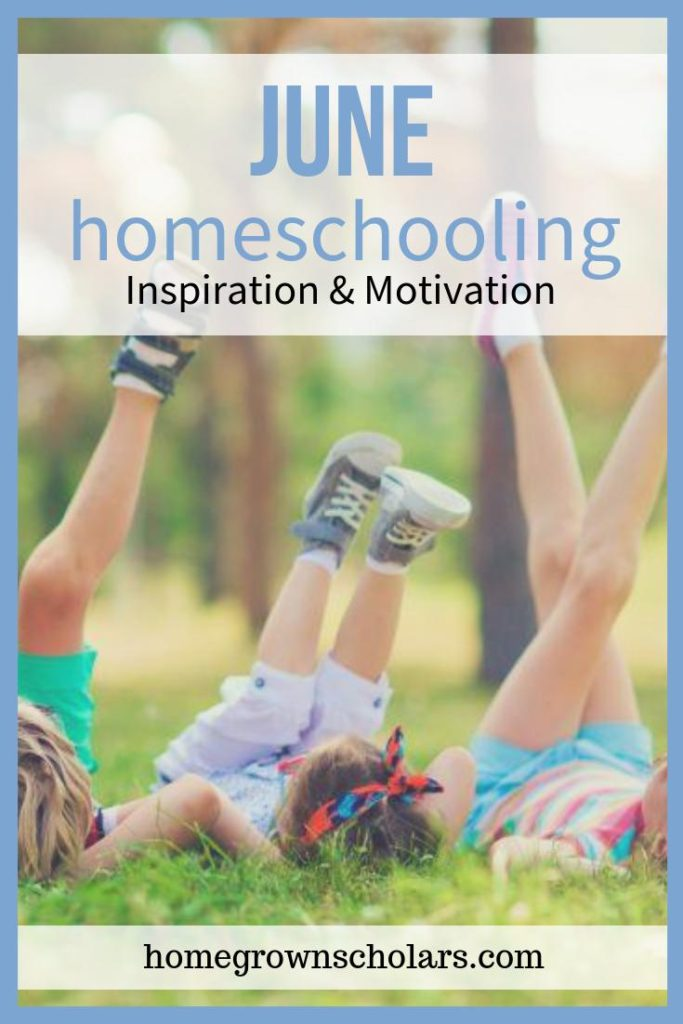 June Homeschooling